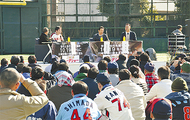 川崎球場懐古にファン歓喜