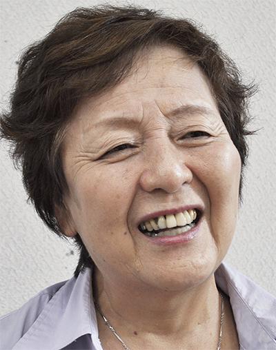 加藤 香誓さん(本名 佐知子)