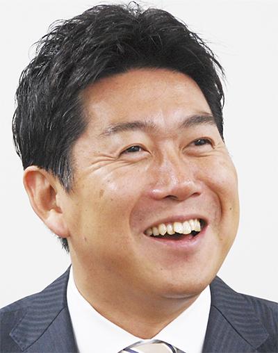 福田 紀彦さん