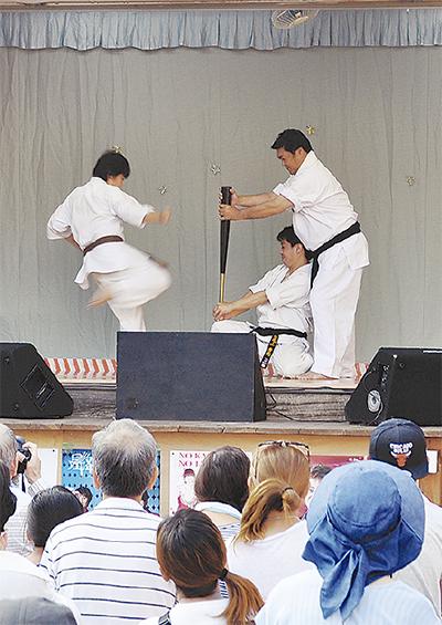 小倉神社で例大祭