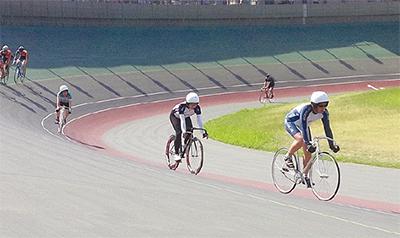 OB指導の自転車教室