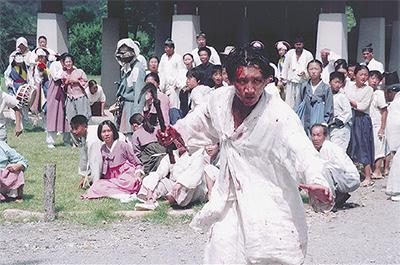 映画「アリラン2003」上映