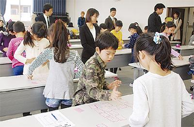 小中生100人、「伝統文化」で熱戦