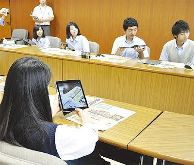 高校生が川崎市政学ぶ