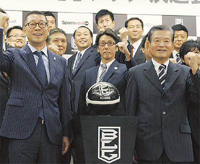 プロ球団「川崎」で始動