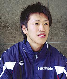坂井丞選手