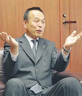 2期目を語る加山市長