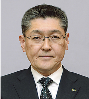 新たな局長に就任した笹野章央氏