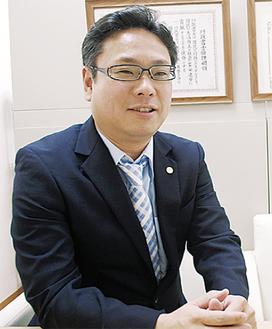 講師を務める池田健博氏