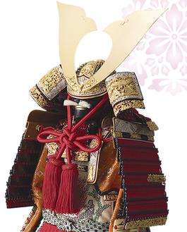 国宝模写甲冑(かっちゅう)