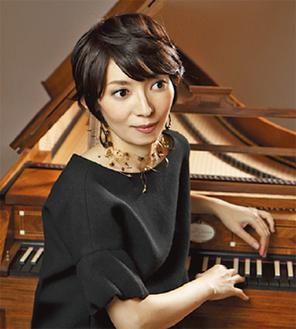 フォルテピアノ奏者の平井千絵さん