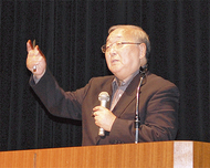 60周年記念で講演会