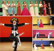 京劇・演舞で文化交流