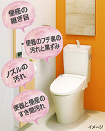 女性が選ぶトイレはこれ!