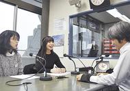 地元でラジオ番組制作