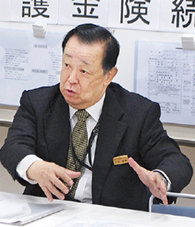 講師を務めた中村さん