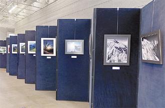 過去の展示会の様子