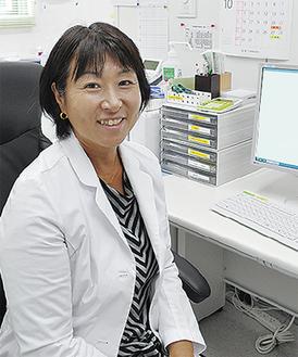 担当の心臓血管外科専門医・池谷江利子医師