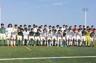 SC中学生「レアル」と対戦