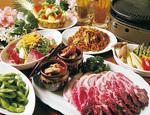 BBQコース3980円