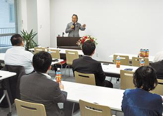 5月11日に行われたセミナー