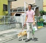 犬の散歩で犯罪抑止