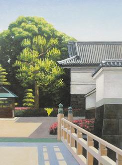 同展で展示されている笹田さんの作品