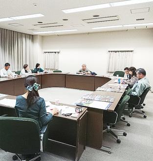 実行委員会が10月17日に組織された