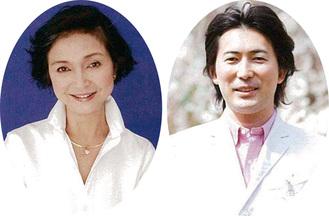 登壇する水上医師(右)と秋川さん