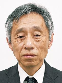 副市長に就任する隠田氏