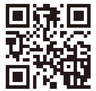 アプリ登録のQRコード