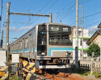 茅ヶ崎から橋本までを結ぶ「JR相模線」