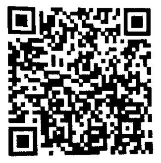 加盟飲食店の情報が確認できるQRコード