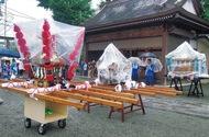 田名八幡夏祭りは中止