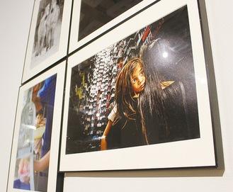 現在展示されている写真作品