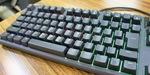 押し心地なめらかで「長時間のタイピングでも指が疲れにくい」と評判のキーボード