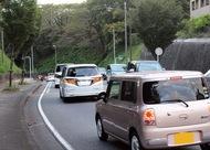 上溝交差点 「渋滞緩和」 図る