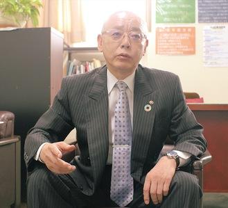 取り組みについて語る岩崎氏