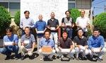 神奈川中央養鶏農業協同組合のメンバーら