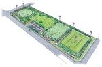 同パークの整備イメージ図=市提供