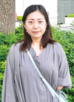 横浜赤レンガ倉庫で点火セレモニーに参加予定の松田さん