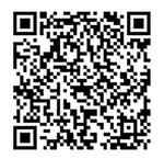 下記二次元コードから動画を閲覧できる