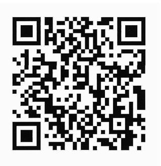 テイクアウト用の二次元コード