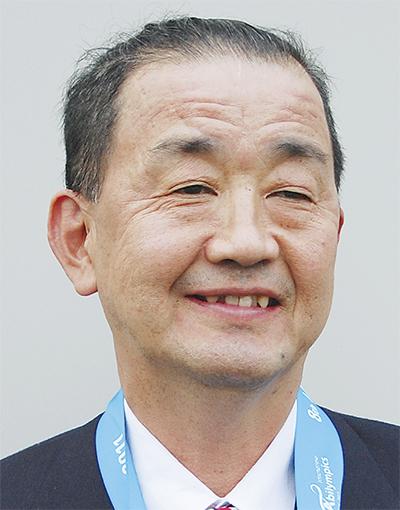 山本 嘉則さん