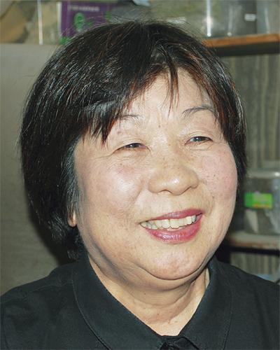 石栗 芳恵さん
