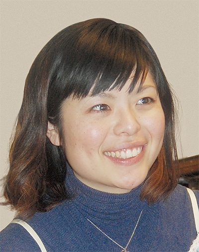 叶 友理子さん