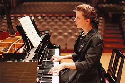 ピアニストの素顔