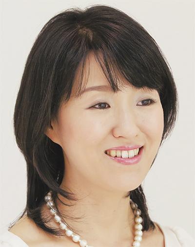 鈴木 真奈美さん