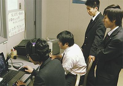 咢堂(がくどう)の紙芝居を電子化