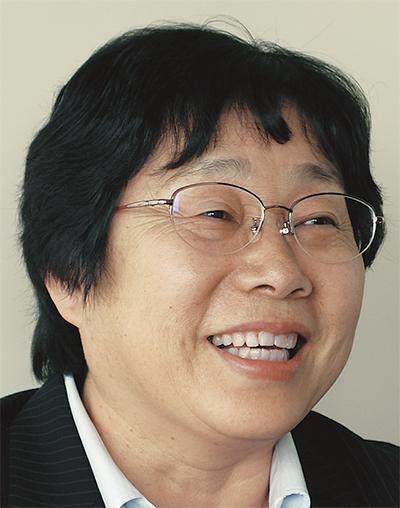 中島 愛子さん